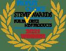 2021 Peoples Choice Stevie Award badge