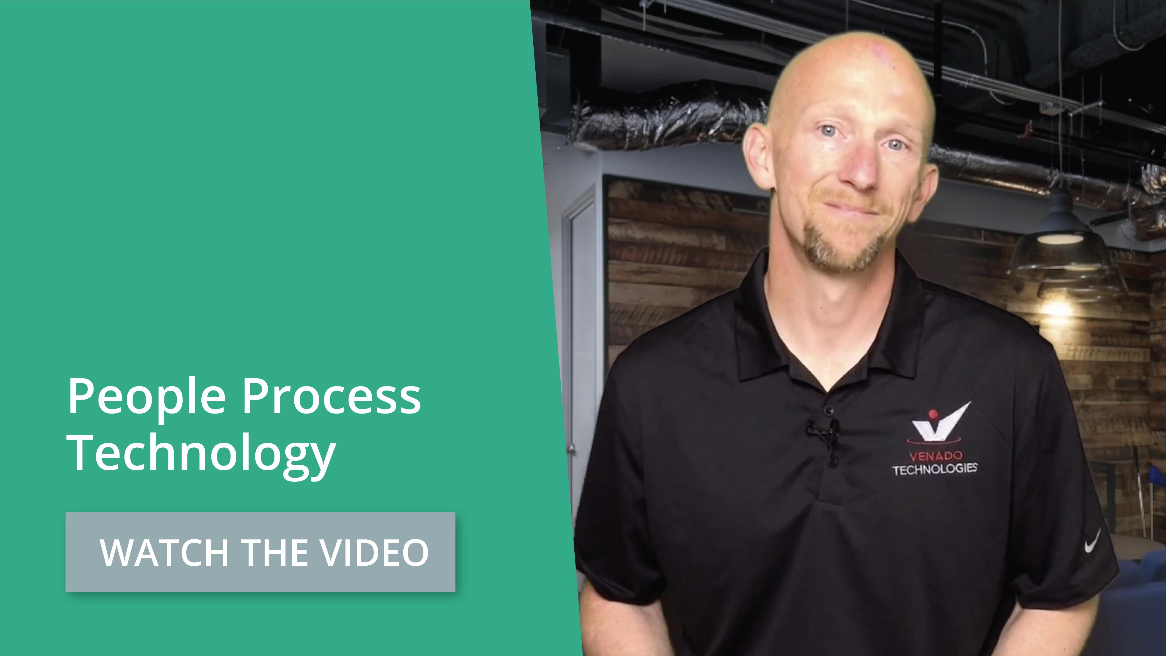 MMMM #15: People Process Technology