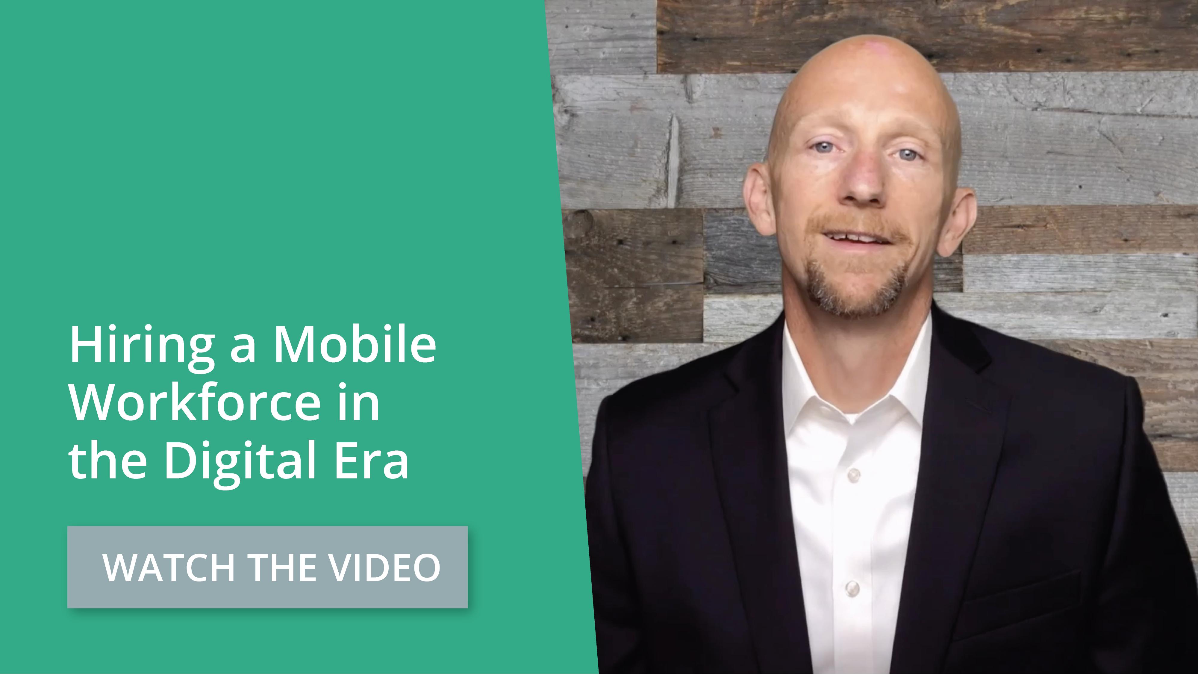 MMMM #26: Hiring a Mobile Workforce in the Digital Era