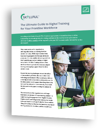 The Ultimate Guide to Digital Training for Your Frontline Workforce  (1)